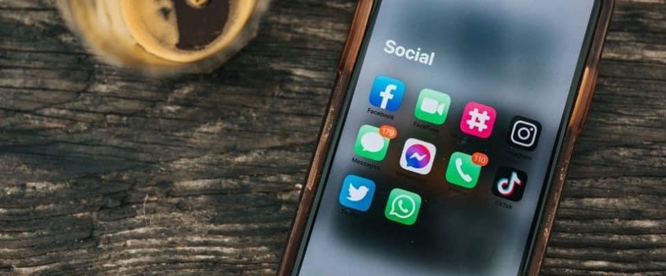 social media kanaal