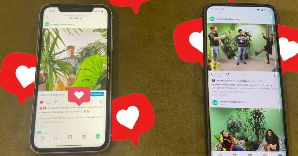 instagram engagement verhogen