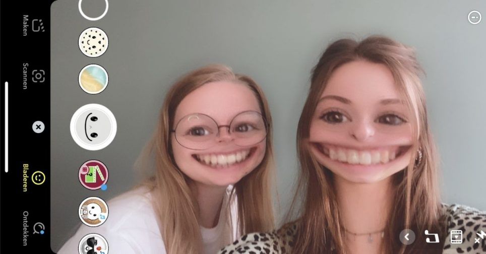 Snapchat filters maken geofilter locatie filter